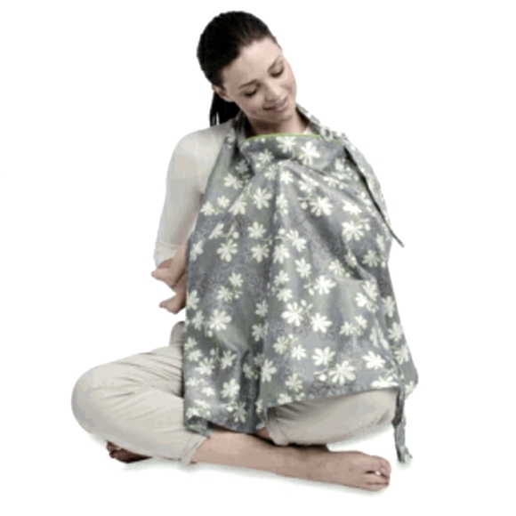 Boppy Nursing Cover and Pouch